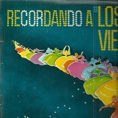 Discos de vinilo: JOSE GUARDIOLA LP SELLO VERGARA AÑO 1968 RECORDANDO A LOS VIENESES. Lote 40960484