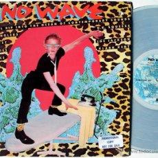 Discos de vinilo: NO WAVE / DICKIES,POLICE,STRANGLERS...1978 !! RARO PICTURE DISC. !! EXC !!. Lote 35000757