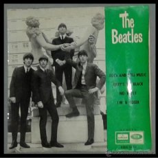Discos de vinilo: THE BEATLES - EP ODEON 1.964 - ROCK AND ROLL MUSIC/BABY'S IN BLACK/NO REPLY/I'M. Lote 44760714