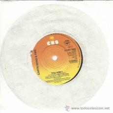 Discos de vinilo: EARTH, WIND & FIRE - YOU AND I / STAR - SINGLE CBS UK 1979. Lote 40984126