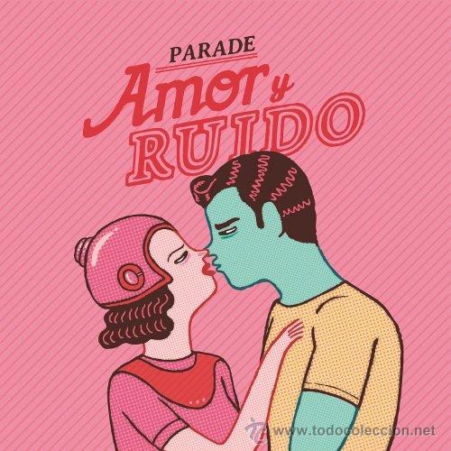 LP PARADE AMOR Y RUIDO VINILO (Música - Discos - LP Vinilo - Grupos Españoles de los 90 a la actualidad)