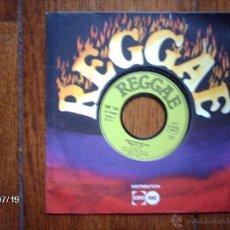 Discos de vinilo: JONATHAN BUTLER - FUNDAMENTAL REGGAE + BUILD IT UP . Lote 41002518