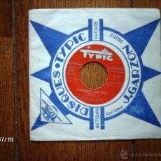 Discos de vinilo: ORQUESTA BUSQUETS CON ESTRELLITA MONTES ( PUENTECITO ) + CON JOSE LUIS CAMPOY ( GARROTIN DEL BELE ). Lote 41002582