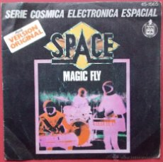 Discos de vinilo: SPACE - MAGIC FLY - BALLAD FOR SPACE LOVERS - HISPAVOX. Lote 41008219