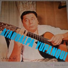 Discos de vinilo: ATAHUALPA YUPANQUI - RCA 1968 - MADE IN SPAIN - LP. Lote 41009932