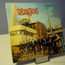 Discos de vinilo: ORQUESTA TIPICA SAKAMOTO TANGOS LP. Lote 41010070