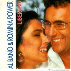 Disques de vinyle: AL BANO & ROMINA POWER LIBERTAD. Lote 41624810