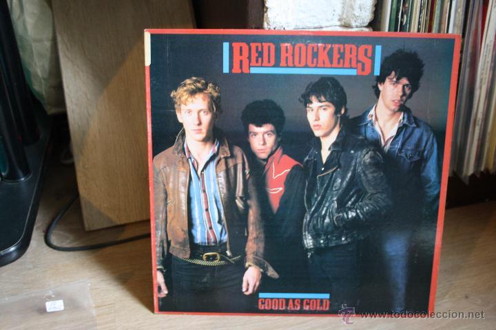 RED ROCKERS, GOOD AS GOLD, LP (Música - Discos - LP Vinilo - Punk - Hard Core)