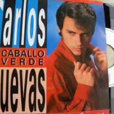 Discos de vinilo: CARLOS CUEVAS Y SUS ROCKEROS -SINGLE PROMO 1994 -IMPECABLE. Lote 41024907