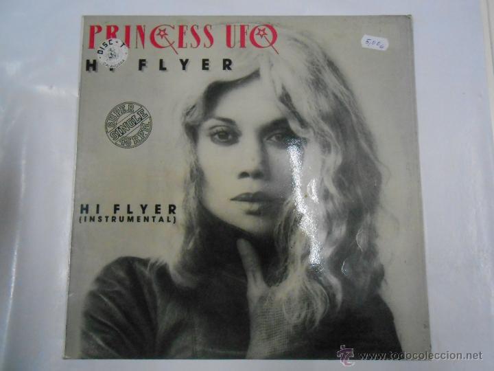 PRINCESS UFO. HI FLYER. TDKDA35 (Música - Discos de Vinilo - Maxi Singles - Cantautores Extranjeros)
