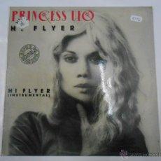 Discos de vinilo: PRINCESS UFO. HI FLYER. TDKDA35. Lote 41028127