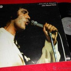 Discos de vinilo: JOAN MANUEL SERRAT...PARA PIEL DE MANZANA LP 1975 ARIOLA PORTADA ABIERTA. Lote 41029109