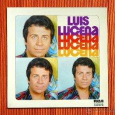 Discos de vinilo: LUIS LUCENA - LUCENA LUCENA - LP. Lote 41033262