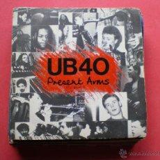 Discos de vinilo: SINGLE-UB 40-PRESENT ARMS -DON`T SLOW DOWN SINGLE PEPETO. Lote 41042998