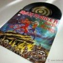 Discos de vinilo: IRON MAIDEN - RUN TO THE HILLS 7 PULGADAS - ORIGINAL UK 1982 - EMI 5263 - VINILOVINTAGE. Lote 41045995