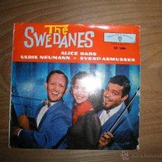 Discos de vinilo: THE SWE-DANES ( ALICE BABS). EP.. WARNER BROS, EDICION ALEMANA. Lote 41050765