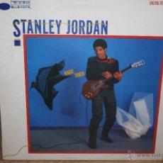 Discos de vinilo: STANLEY JORDAN,, BLUE NOTE, LP. Lote 41053009
