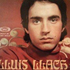 Discos de vinilo: LLUIS LLACH EP IRENE MOVIE PLAY PORTADA ABIERTA ESPAÑA 1969. Lote 161337782