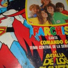 Discos de vinilo: PARCHIS - COMANDO G. Lote 41056534