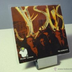 Discos de vinilo: JESUS AND MARY CHAIN REVERENCE HEAT SINGLE. Lote 41059029