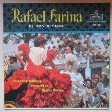 Discos de vinilo: RAFAEL FARINA - LUCES DE FERIA - MONTILLA, EDICIÓN USA. Lote 41063164