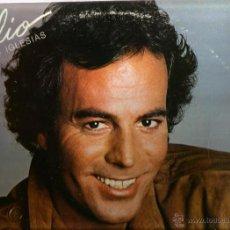 Discos de vinilo: RARO LP DE JULIO IGLESIAS : CANTA EN FRANCES, INGLES, PORTUGUES, ALEMAN, ITALIANO Y ESPAÑOL. Lote 41068899