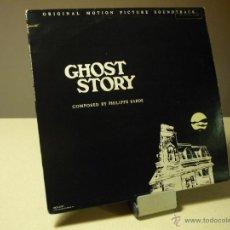 Discos de vinilo: BANDA SONORA DE GHOST STORY MÚSICA DE PHILIPPE SARDE LP . Lote 41071577
