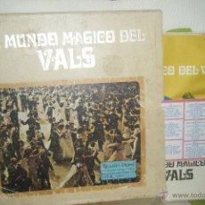 Discos de vinilo: EL MUNDO MAGICO DEL VALS, COMPLETA CON SUS 9 DISCOS, READER´S DIGEST.. Lote 41071889