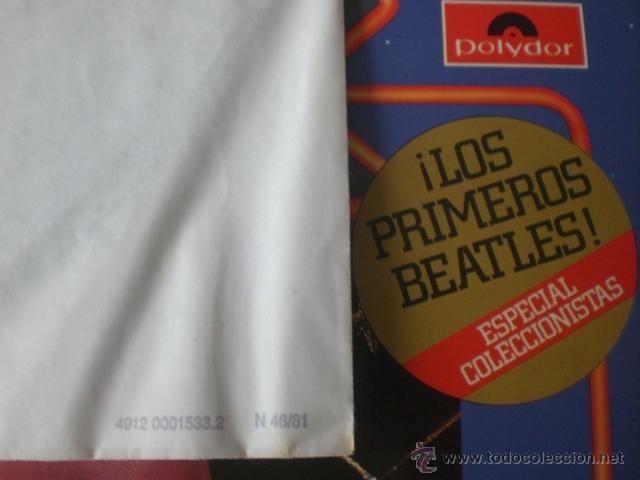 Discos de vinilo: THE BEATLES-HISTORIA DE LA MUSICA ROCK -ORBIS-especial coleccionismo - Foto 3 - 41078581