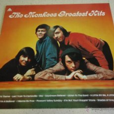Discos de vinilo: THE MONKEES ( GREATEST HITS ) 1972 - GERMANY LP33 ARISTA. Lote 41082418