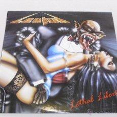 Discos de vinilo: LP LEGION LETHAL LIBERTY AÑO1989. Lote 41125598