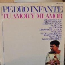 Discos de vinilo: PEDRO INFANTE. Lote 41144524