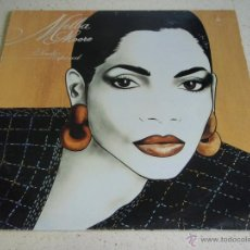 Discos de vinilo: MELBA MOORE ( SOUL EXPOSED ) USA - 1990 LP33 CAPITOL RECORDS. Lote 41144849