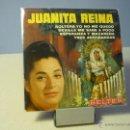 Discos de vinilo: JUANITA REINA SOLTERA YO NO ME QUEDO +3 EP. Lote 41158068