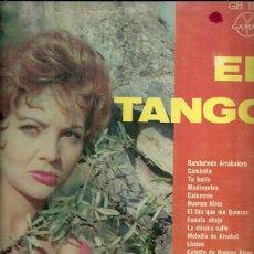 Discos de vinilo: SARITA MONTIEL LP SELLO GAMMA HISPAVOX EDITADO EN MEXICO. Lote 41167682
