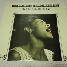 Discos de vinilo: BILLIE HOLIDAY ( BILLIE'S BLUES ) GERMANY LP33 ASTAN. Lote 41194405