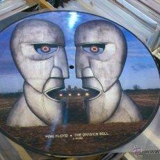Discos de vinilo: PINK FLOYD THE DIVISION BELL PICTURE DISC LP DISCO DE VINILO REEDICION DESCATALOGADA. Lote 179385067