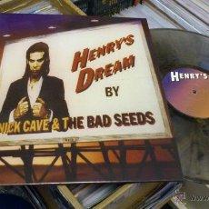 Nick cave and the bad seeds lp disco de vinilo Henry's dream by Reedicion Descatalogada