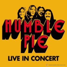 Discos de vinilo: LP HUMBLE PIE LIVE IN CONCERT VINILO STEVE MARRIOTT SMALL FACES. Lote 41214741