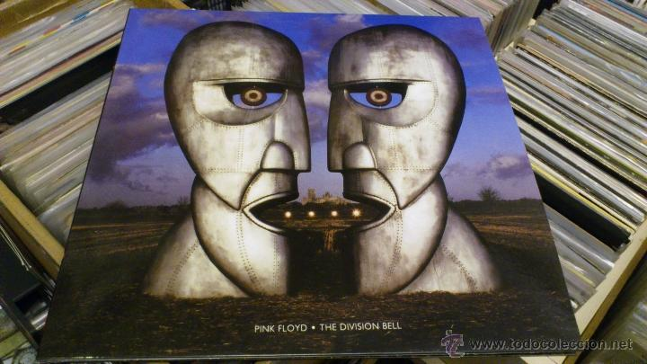 Pink Floyd The Division Bell Disco De Vinilo Lp Sold Through