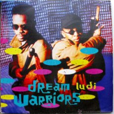 Discos de vinilo: DREAM WARRIORS - LUDI - MAXI 4TH & BROADWAY 1991 BPY. Lote 41222229