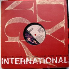 Discos de vinilo: K.G.M. - RAPPIN' JACK FLASH - MAXI FLYING INTERNATIONAL 1992 BPY. Lote 41224593