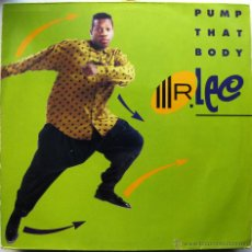 Discos de vinilo: MR. LEE - PUMP THAT BODY - MAXI JIVE 1990 BPY. Lote 41226001