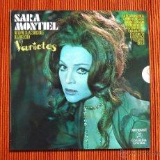Discos de vinilo - SARA MONTIEL - VARIETES - LP - 41234264