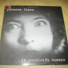 Dischi in vinile: PRIMERA LINEA - CONTIENE HOJA CON LETRAS Y FOTO DEL GRUPO - 1986. Lote 41234331