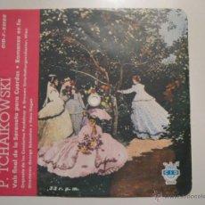 Discos de vinilo: FLEXI 33 RPM SELLO CID ESPAÑOLA- TCHAIKOWSKI- RARISIMO. Lote 41234623