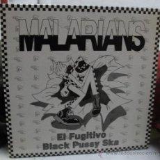 Discos de vinilo: MALARIANS EL FUGITIVO. Lote 41235162