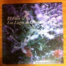 Discos de vinilo: EL FARO - LOS LAGOS DE HINAULT - EP 2012 - EDICIÓN LIMITADA - NUEVO, A ESTRENAR. Lote 41235307