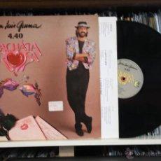 Discos de vinilo: JUAN LUIS GUERRA 4.40, BACHATA ROSA, 90, LP. Lote 41237418