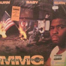Discos de vinilo: 2 BLACK 2 STRONG -- MMG - LP VINILO EXCELENTE ESTADO. Lote 41246924